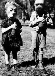 Halloween Costumes 1950s 43 Vintage Halloween Photographs Gallery Ebaum U0027s