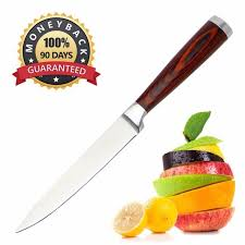 high carbon stainless steel kitchen knives chef knife 5 inch multi purpose high carbon stainless steel