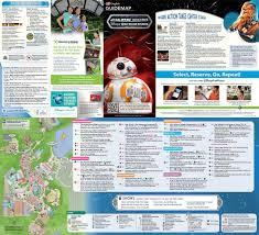Disney Park Maps Disney Maps