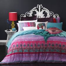 magenta luxe silk dupion cushion by dg37 just bedding sari magenta quilt cover set by platinum collection