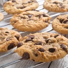 cuisiner sans oeufs biscuits aux pépites de chocolat sans œufs metro