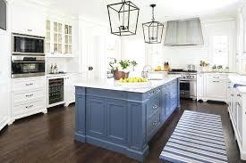 kitchen islands white kitchen with blue island white and blue kitchen features white