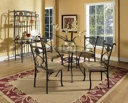 Dining Room Table Bases Metal by Home Design Iron Dining Table Base Glass Top With Metal Room 85