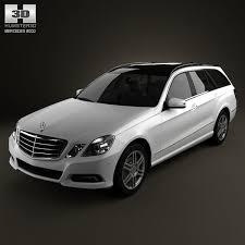 3d class price mercedes e class 2010 estate 3d model from humster3d