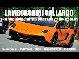 bugatti veyron vs lamborghini gallardo a 2 000 hp lamborghini gallardo demolish everything on track