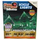 Multi Color Icicle Lights Led Icicle Lights Gertens
