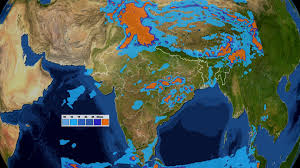 Satellite Weather Map Weather Forecast Map Of India You Can See A Map Of Many Places