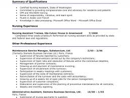 cna resume exle cna resume cover letter choice image cover letter sle