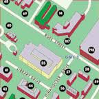 uky map chemistry physics building of kentucky cus guide