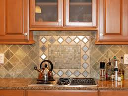 decorating contemporary dark moss green themed tile backsplash