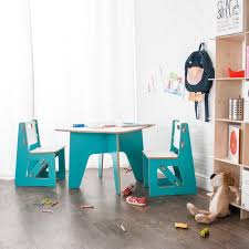 play table and chairs modern kids table and chairs american made children table and chairs