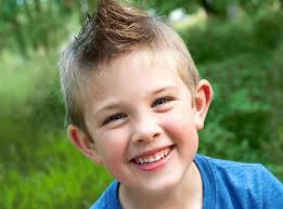 kids spike hairstyle little boys spiky hairstyles medium hair styles ideas 2614