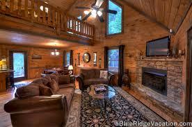 castle creek 3 bedroom cabin for rent blue ridge
