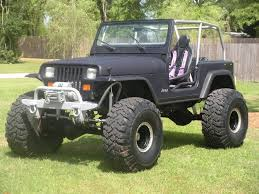 jeep yj rock crawler lets see em any 4x4 dont matter make or model just as long as its 4x4
