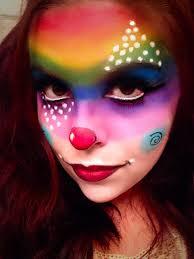 killer clown makeup halloween clown makeup and hair halloween tutorial youtube