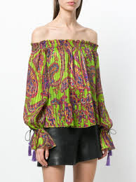 strapless blouse etro strapless style blouse 1 040 buy mobile