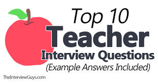top 10 questions exle answers included