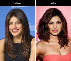 hairstyle makeovers before and after 15 celebrity hair makeovers we love vogue india beauty trends