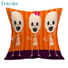 online get cheap halloween pillows aliexpress com alibaba group halloween pillow case sofa waist throw cushion cover home decor square funda de almohada abrazo drop shipping oct1