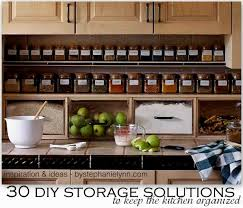 diy small kitchen storage ideas home wall decoration