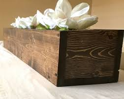 wood box etsy