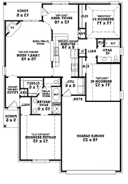 home design 79 interesting 2 bedroom bath house planss home design two bedroom house plans home plans homepw03155 1350 square feet 2 intended for