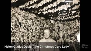 christmas card lady u0027 collection in need of a home post tribune