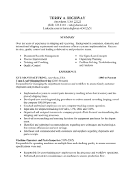 sample resume for machine operator warehouse receiving resume patti resume manager appealing free sample resume examples of resumes patti resume manager appealing free sample resume examples of resumes