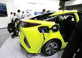 toyota motor corporation japan prime billing for toyota plug ins auto jamaica gleaner