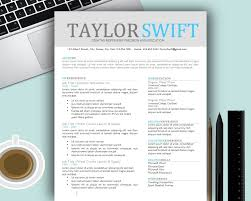 contemporary resume template awesome modern resume template free word contemporary simple free