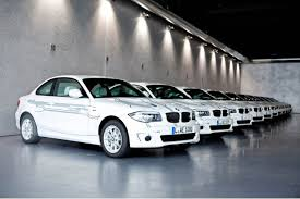 bmw car program bmw activee electric cars join drivenow program as drivers give