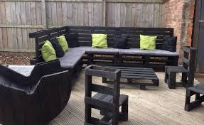 How To Make Patio Furniture Out Of Pallets How To Make A Patio Table Out Of Pallets Home Design Ideas
