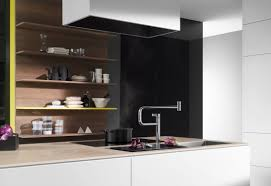Cool Kitchen Faucet Decorating Cool Dornbracht Kitchen Faucet With Updown Handle For