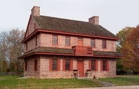 henry muhlenberg house historic trappe