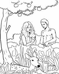 adam and eve leave the garden coloring pages whats in the bible