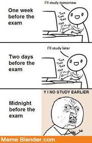 Meme Blender - 60 hilarious memes on exams for whatsapp
