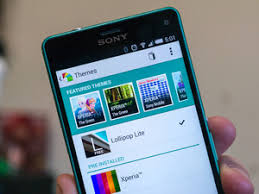 theme creator z2 sony xperia z2 android central