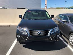 used 2015 lexus suv for sale 2015 used lexus rx 350 fwd 4dr at tempe honda serving phoenix az