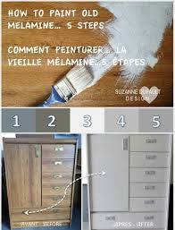 what of paint do you use on melamine cabinets suzanne dufault designismall house addict thrift