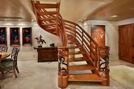 Custom Staircase Design Custom Staircase Design Custom Stair Tropical Staircase