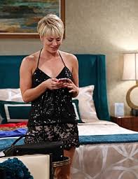 penny with short hair kaley cuoco s hair howto tr tr td class author carriethayer