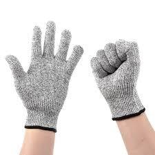 schnittschutzhandschuhe küche s xl schnittfeste küchen schnittschutzhandschuhe stark klasse 5