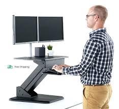 Sit Stand Desk Adapter Sit Stand Desk Adapter Tv Stands Ikea Canada Vuse
