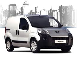 peugeot car hire europe new peugeot bipper 1 3 hdi 80 euro 6 s order your 67 reg today