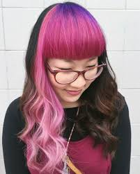 Cherry Bomb Hair Color Pink Purple And Brown Hair 3 Free Hair Color Pictures