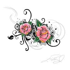tattoo flowers free download clip art free clip art on