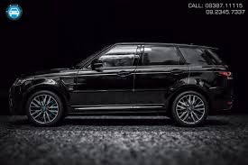 range rover svr white index of up dong dau mo hinh xe range rover sport svr black 118