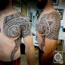 tatouage polynesien polynesian tattoo 2015