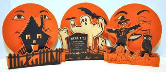 vintage halloween cartoons vintage halloween collector vintage halloween finds at ebay