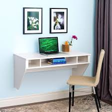 bathroom engaging wall mounted desk ikea floating minist setup